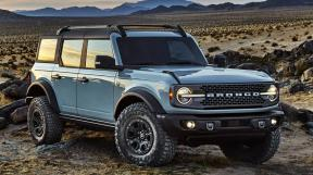 Regresa la legendaria Ford Bronco