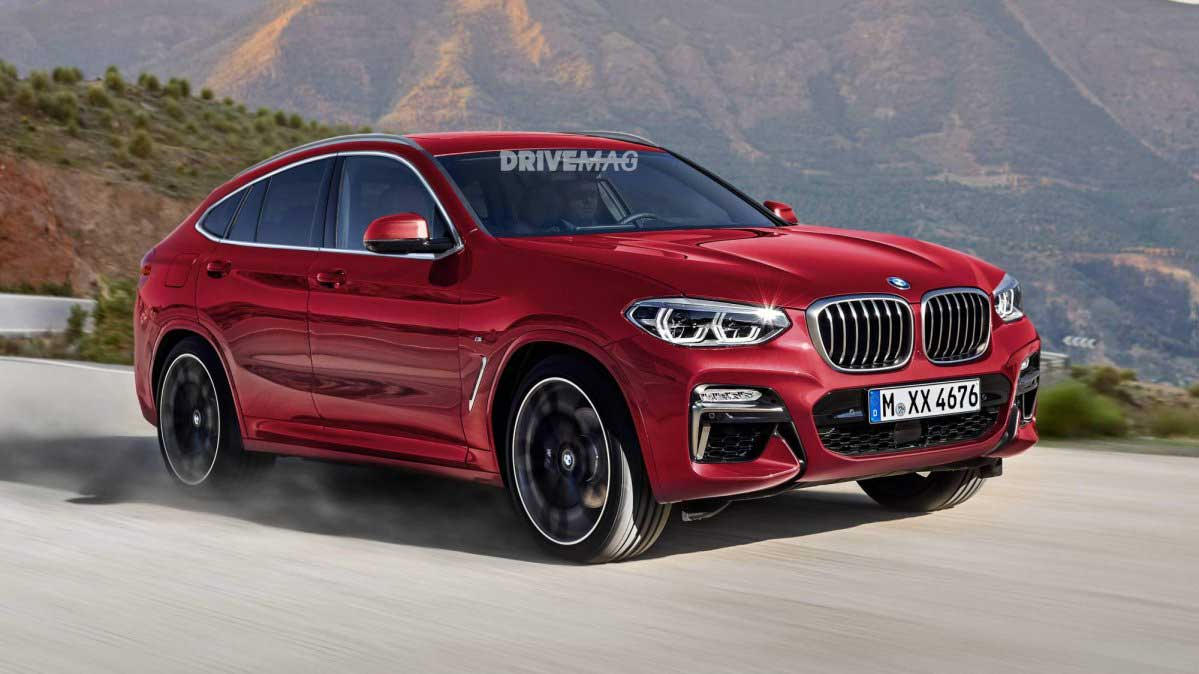 2018 BMW X4 rendered 0 3309 default large