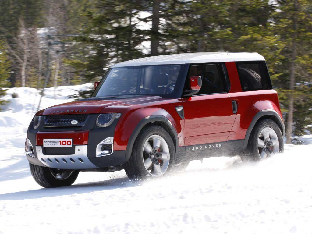 2019 land rover defender will be electrified p400e plug in hybrid possible 121002 1