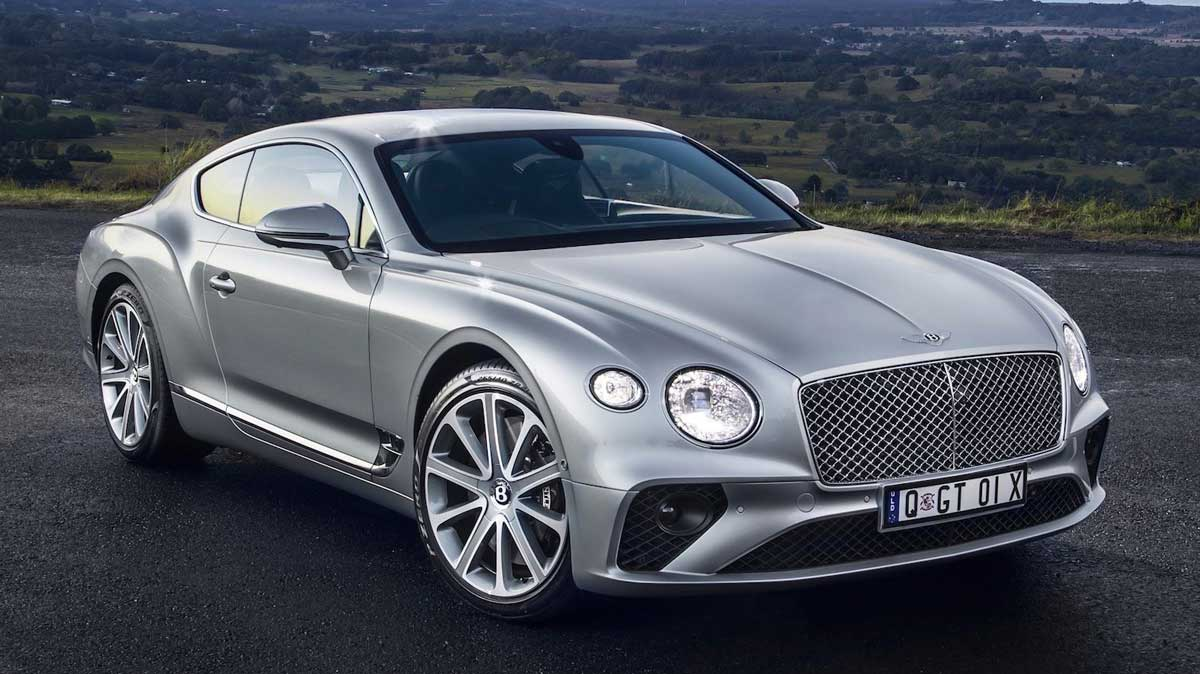 Maggie Barry reviews the New Bentley Continental GT for Drive 8 1500x843